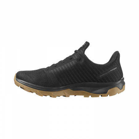 Pantofi drumetie barbati SALOMON OUTBOUND PRISM GTX negru [6]