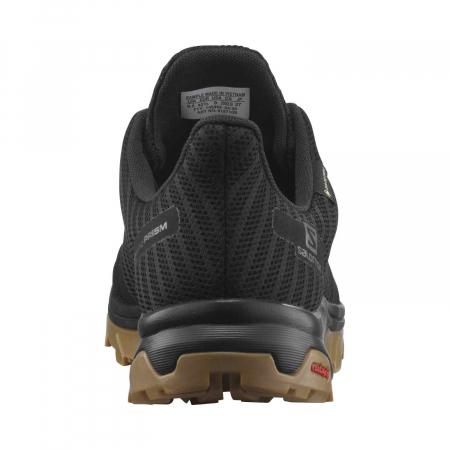 Pantofi drumetie barbati SALOMON OUTBOUND PRISM GTX negru [3]