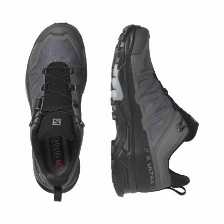 Pantofi drumetie barbati SALOMON X ULTRA 4 GTX negru [5]