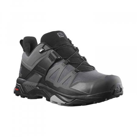 Pantofi drumetie barbati SALOMON X ULTRA 4 GTX negru [1]
