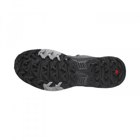 Pantofi drumetie barbati SALOMON X ULTRA 4 GTX negru [4]