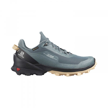 Pantofi drumetie femei SALOMON CROSS OVER GTX W gri [0]