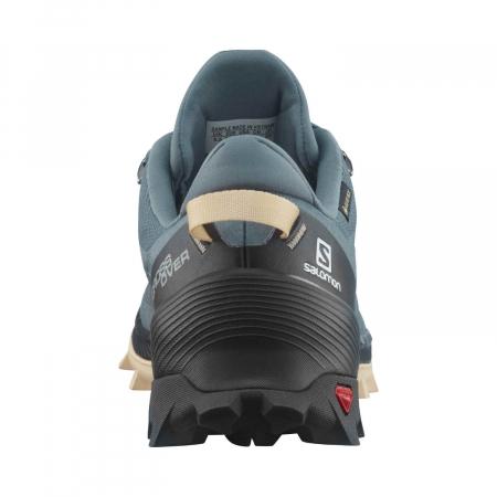 Pantofi drumetie femei SALOMON CROSS OVER GTX W gri [3]