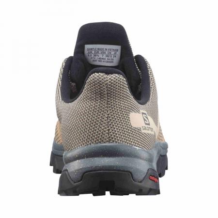 Pantofi drumetie femei SALOMON OUTline Prism GTX W bej [4]