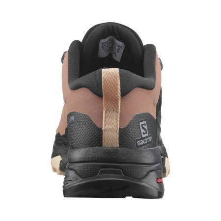 Pantofi drumetie femei SALOMON X ULTRA 4 GTX W maro [3]