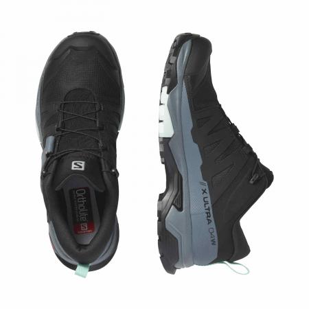 Pantofi drumetie femei SALOMON X ULTRA 4 GTX W negru [5]