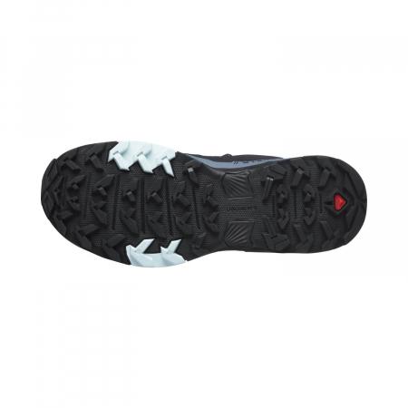Pantofi drumetie femei SALOMON X ULTRA 4 GTX W negru [4]