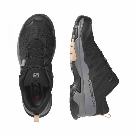Pantofi drumetie femei SALOMON X ULTRA 4 W negru [1]