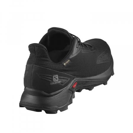Pantofii alergare barbati SALOMON Alphacross Blast GTX negri [2]