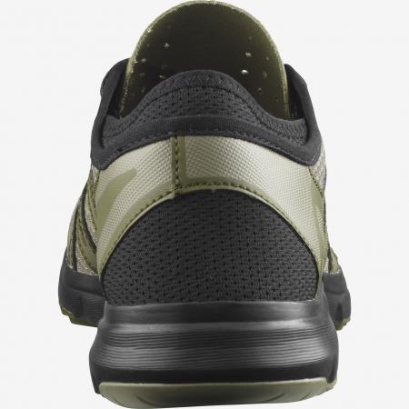 Pantofi outdoor barbati SALOMON Crossamphibian Swift2 oliv [2]