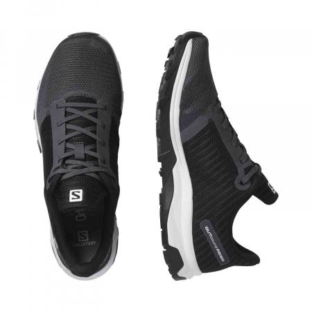 Pantofi drumetie barbati SALOMON Outbond Prism negri [3]