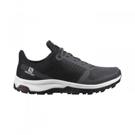 Pantofi drumetie barbati SALOMON Outbond Prism negri [0]