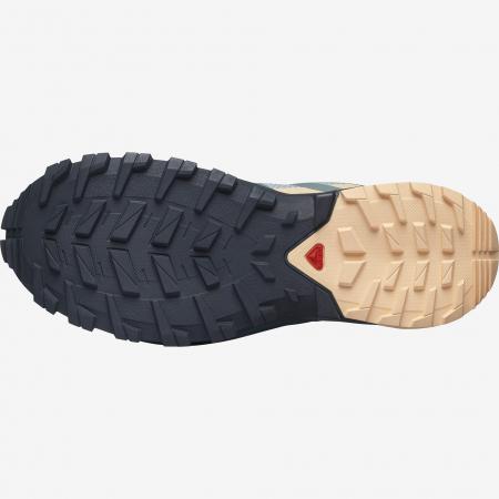 Pantofi outdoor femei SALOMON XA ROGG GTX gri [3]