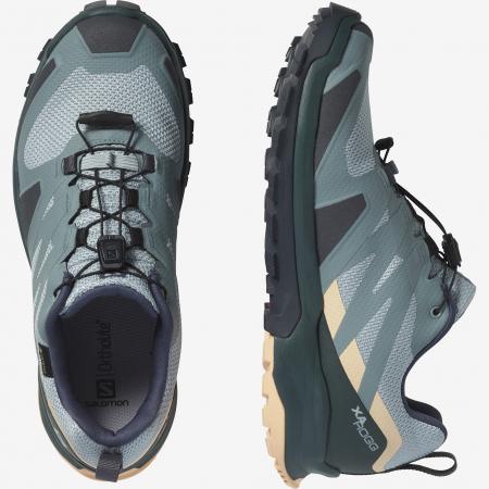 Pantofi outdoor femei SALOMON XA ROGG GTX gri [5]