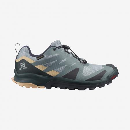 Pantofi outdoor femei SALOMON XA ROGG GTX gri [0]