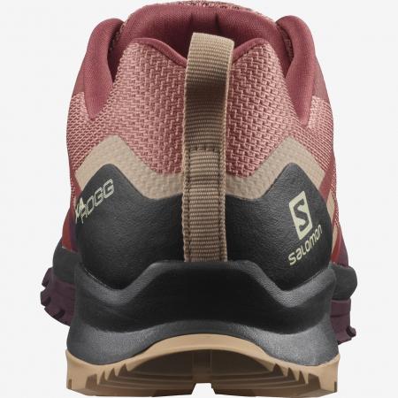Pantofi outdoor femei SALOMON XA ROGG caramiziu [2]