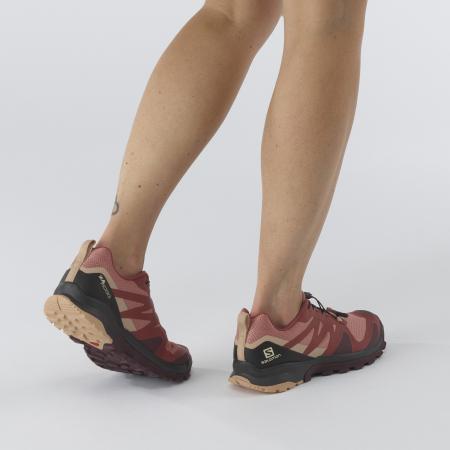 Pantofi outdoor femei SALOMON XA ROGG caramiziu [5]