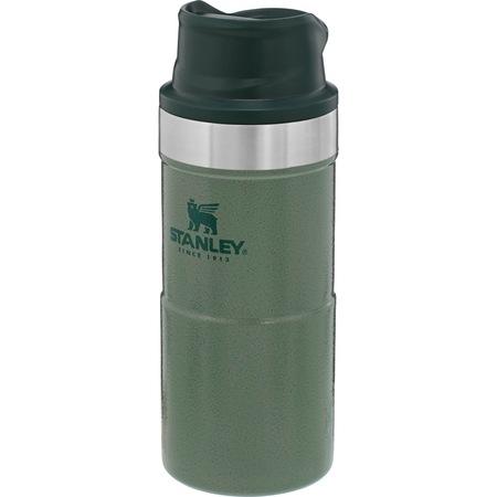 Cana termos calatorie 0.25L STANLEY Trigger-Action Travel Mug verde [3]
