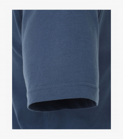 Tricou bumbac barbati CASA MODA bleumarin [3]