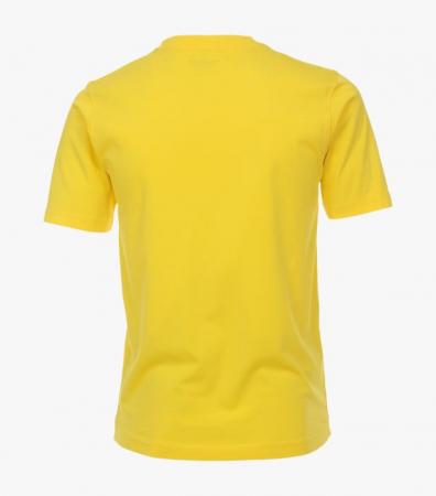 Tricou bumbac barbati CASA MODA galben [2]