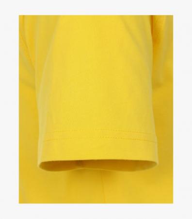 Tricou bumbac barbati CASA MODA galben [3]