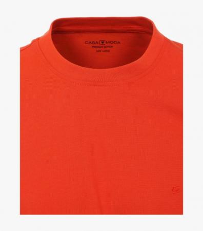 Tricou bumbac barbati CASA MODA portocaliu [2]