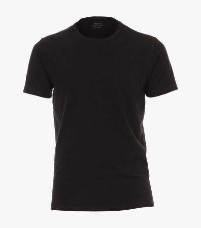 Set 2buc x Tricou barbati VENTI negru [0]