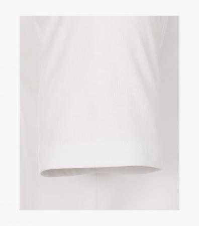 Tricou bumbac barbati CASA MODA alb print California [4]