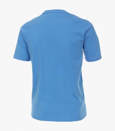 Tricou bumbac barbati CASA MODA albastru print California [1]