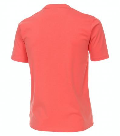 Tricou bumbac barbati CASA MODA rosu print California [1]