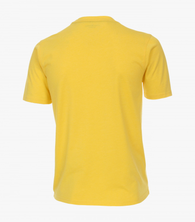 Tricou bumbac barbati CASA MODA galben print California [1]