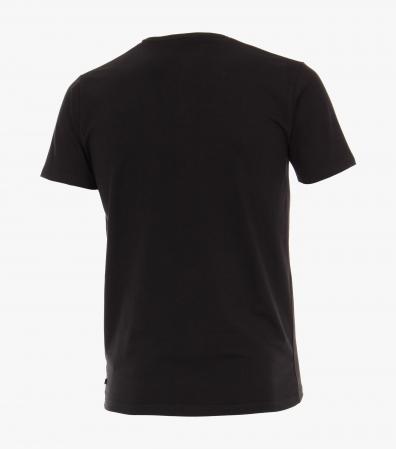 Set 2buc x Tricou anchior barbati VENTI negru [1]