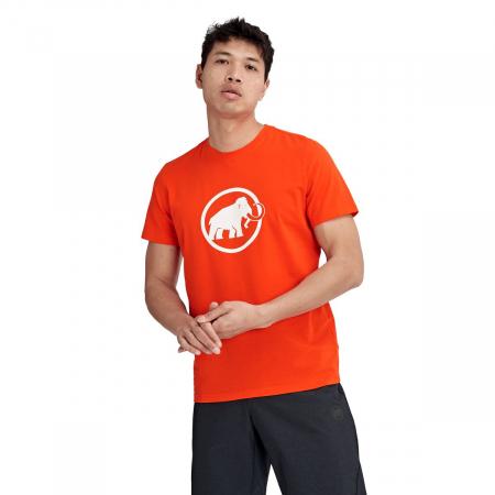 Tricou maneca scurta barbati Mammut Logo spicy [1]