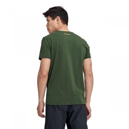 Tricou maneca scurta barbati Mammut Logo woods [2]