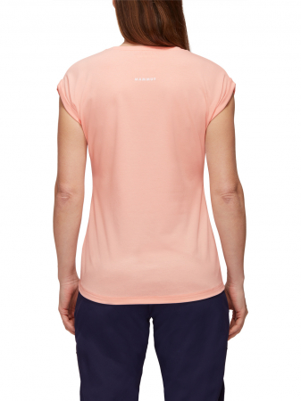 Tricou drumetie femei MAMMUT Mountain Drirelease® roz [2]