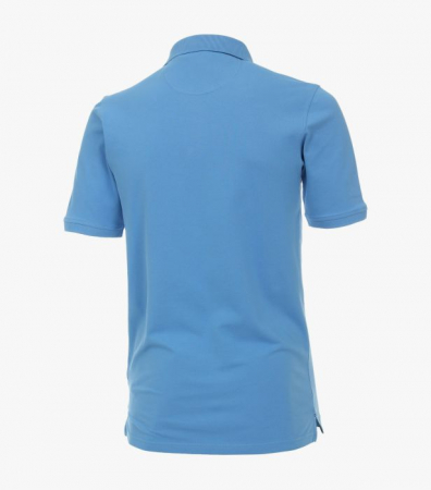 Tricou polo barbati CASA MODA uni albastru [1]