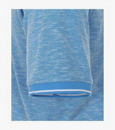 Tricou polo barbati CASA MODA bleu [3]