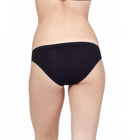 Bikini merino femei ICEBREAKER Siren negri [2]