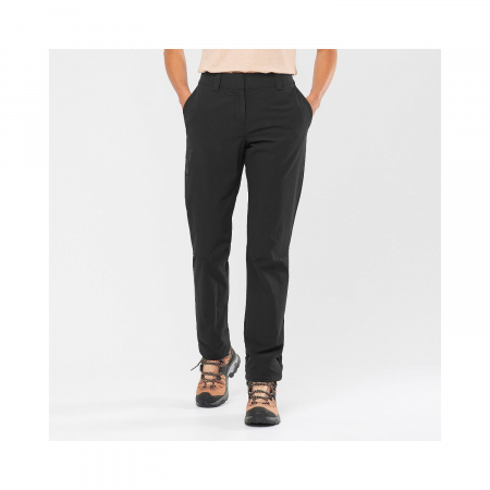 Pantaloni drumetie femei SALOMON WAYFARER negru [1]