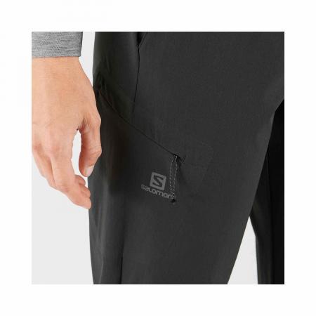 Pantaloni drumetie femei SALOMON WAYFARER negru [7]
