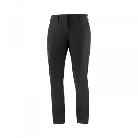 Pantaloni drumetie femei SALOMON WAYFARER negru [0]