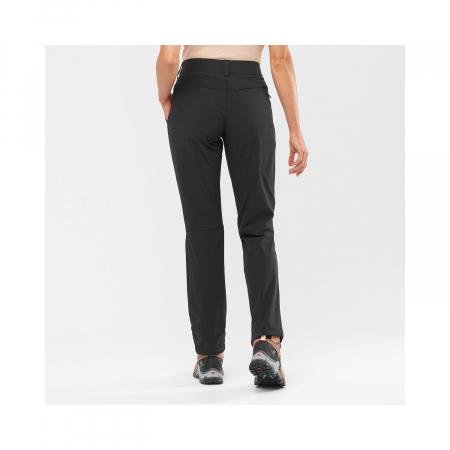Pantaloni drumetie femei SALOMON WAYFARER negru [3]