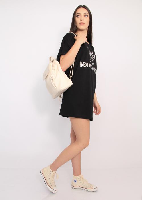 Bluza tip rochie casual 5