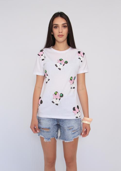Tricou Minnie accesorizat 0