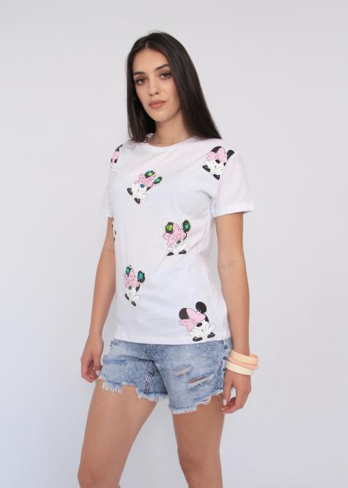 Tricou Minnie accesorizat 1