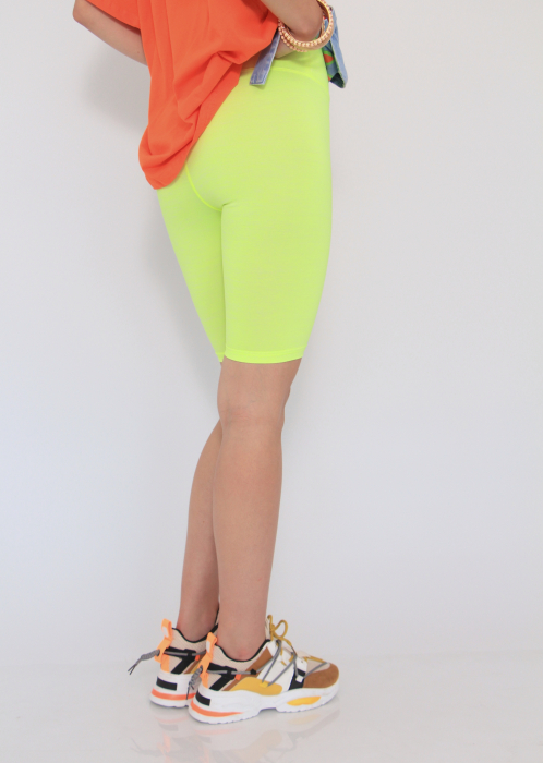 Colanti fitness neon 1
