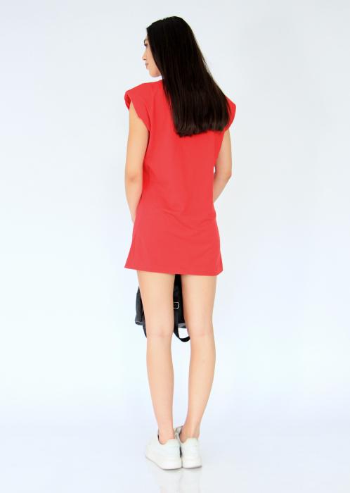Bluza tip rochie,fara maneca. 3