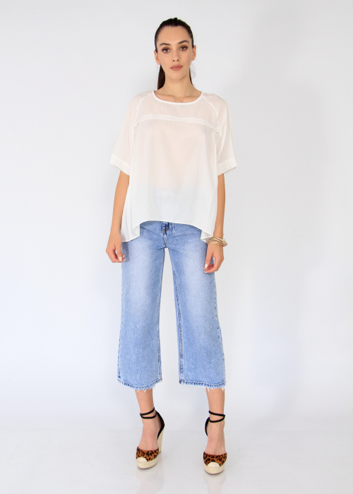 Bluza asimetrica,elastic maneca. 5