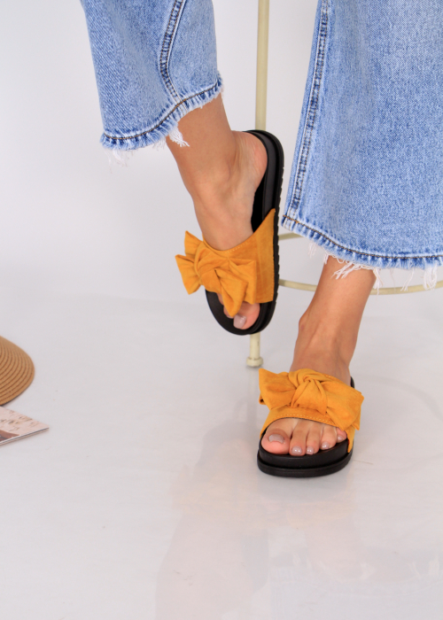 Papuci funda piele intoarsa 2