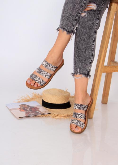 Papuci benzi elastice 0